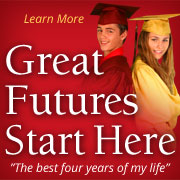 Great Futures Start Here - Learn More