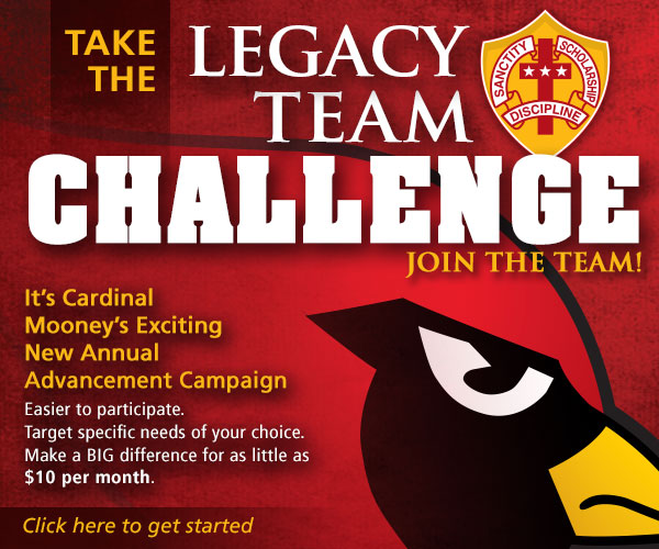 Take the Legacy Team Challenge