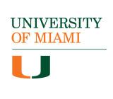 University ofMiami Florida