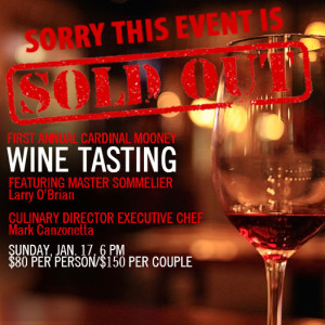 Wine tasting_sold out