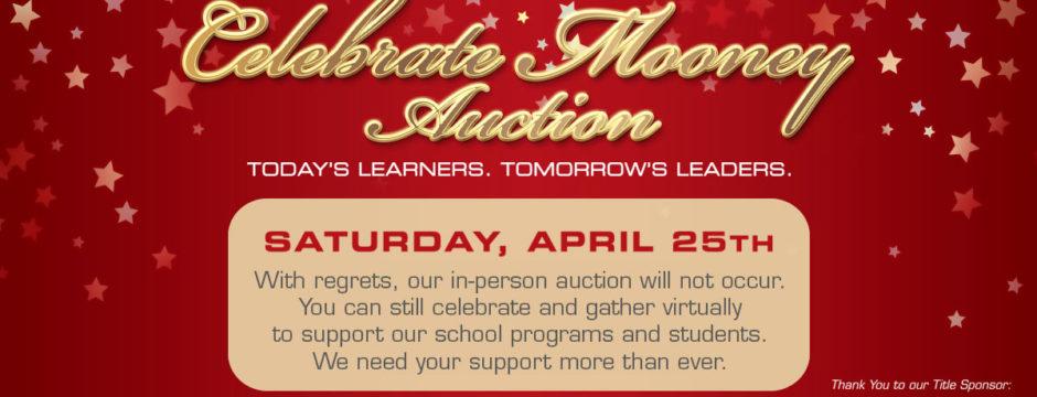 Celebrate Mooney Auction