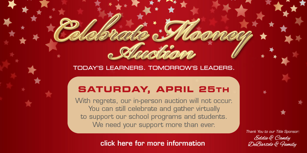 Celebrate Mooney Auction